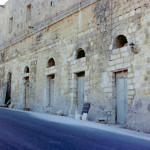 . Restoration of stores at Mellieha Sanctuary